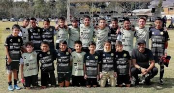 Dorados de la Sub-12  vencieron 2-1 al León en la Liga MX