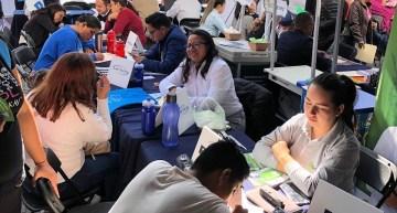 Las ferias del empleo son una estrategia  para vincular la oferta y la demanda laboral