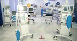 Entregan equipamiento médico  para enfrentar la contingencia por el COVID-19