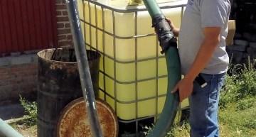 Llevan agua potable a vecinos de asentamientos irregulares