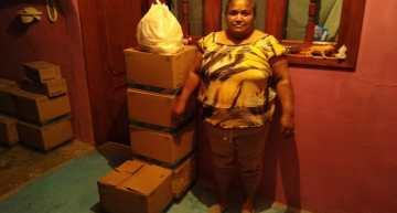 El Grupo CAOS-Guanajuato  entrega diálisis a familias del medio rural