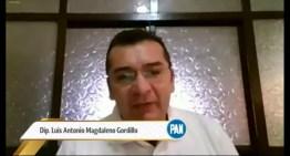 Refrenda el diputado Luis Magdaleno su compromiso de velar por los intereses de los migrantes guanajuatenses y sus familias