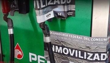 """Inmoviliza Profeco  12 bombas en gasolinera de Sonora por """"rastrillos"""""""