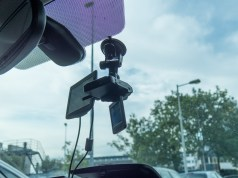 GPS and dashcam