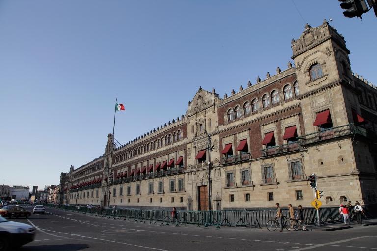 2. Palacio Nacional