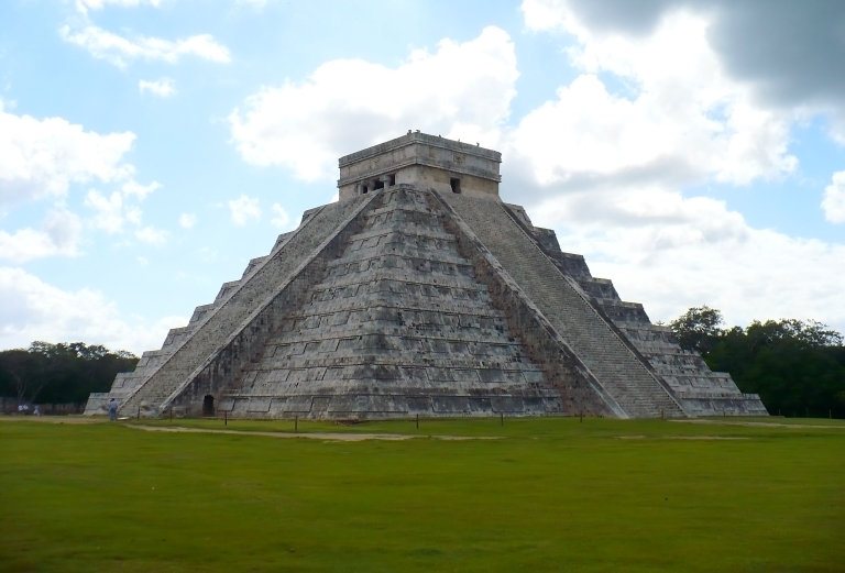 30. Chichén Itzá