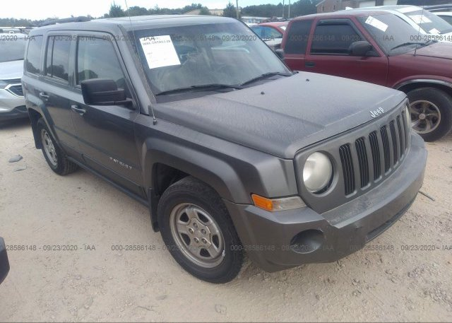 Learn how world war ii soldiers used the jeep to help them survive. Bidding Ended On 1c4njpba3cd626799 Salvage Jeep Patriot At Concord Nc On October 05 2020 At Iaa
