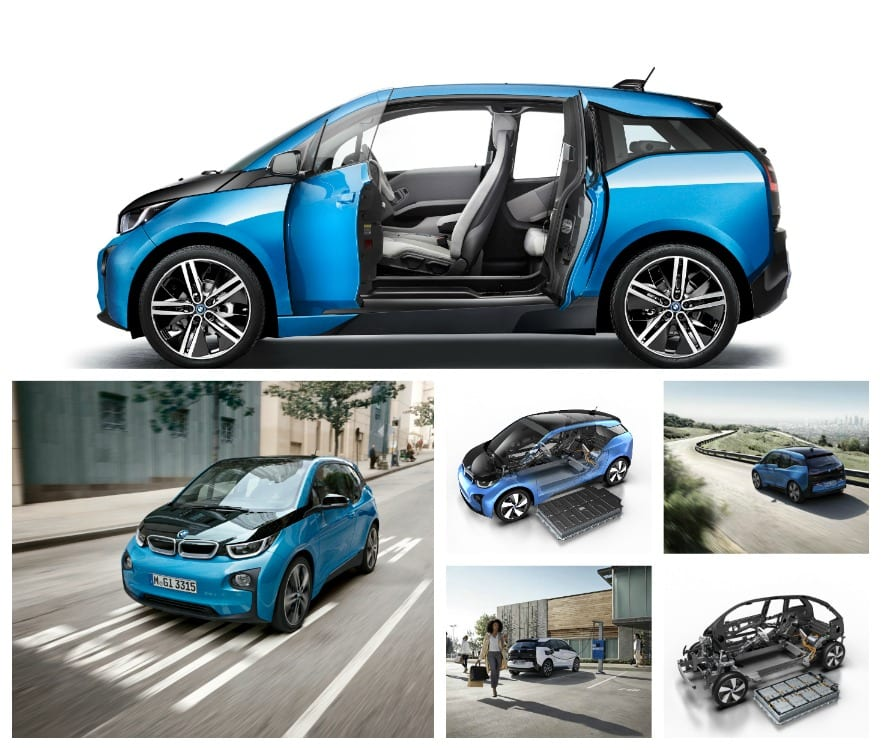 BMW I3 BMW I3REx Specs Range Price Battery Charge Time