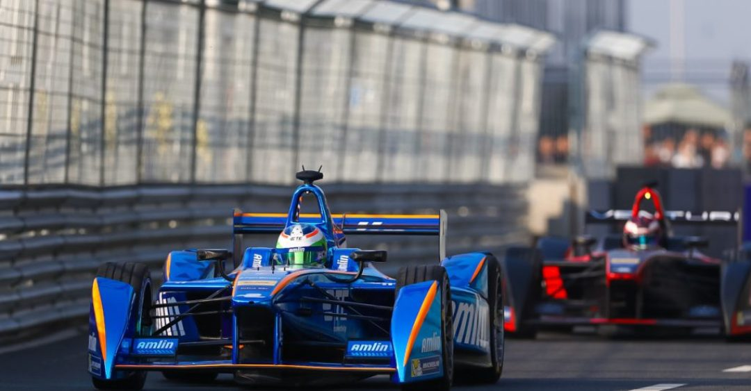 Amlin Andretti Formula E Race Team