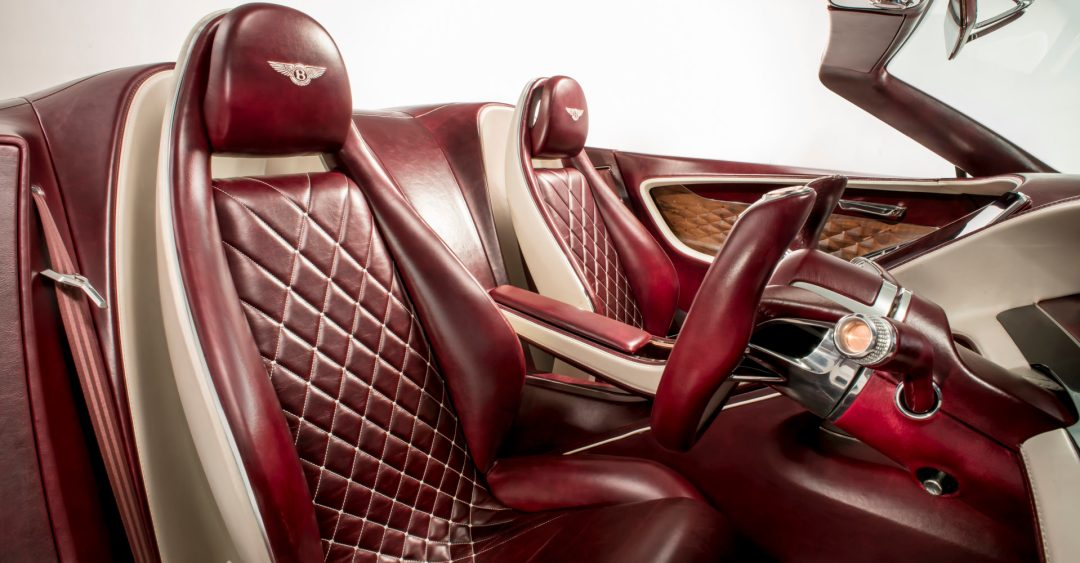 Bentley EXP 12 Speed 6E electric vehicle concept