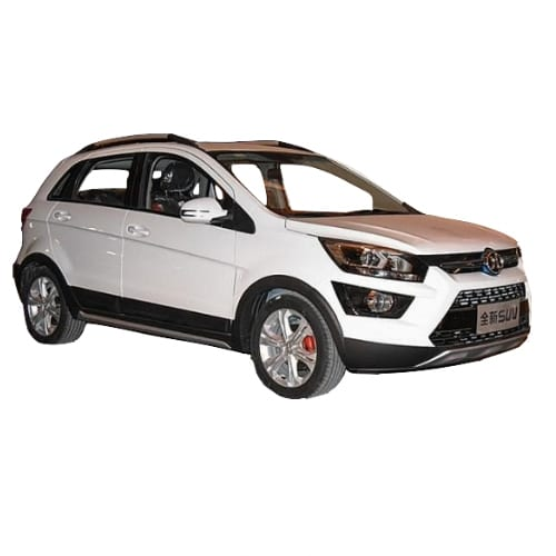 BAIC & BJEV, Chinese owned electric vehicles manufacturer
