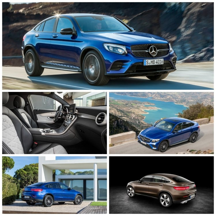 mercedes benz glc 350 e 4matic coup phev specs charge cost. Black Bedroom Furniture Sets. Home Design Ideas