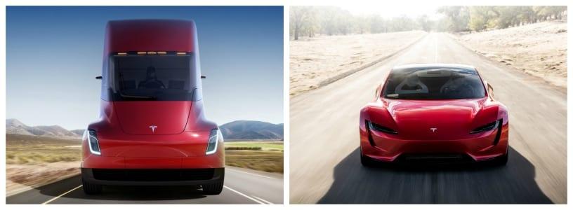 Tesla-Semi-and-Roadster