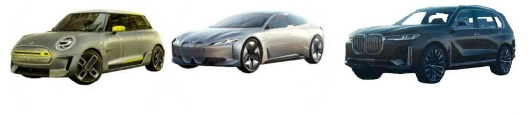 BMW mini x7 i5