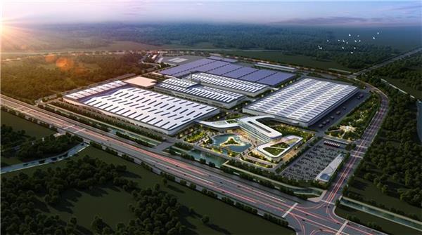 Youxia EV plant