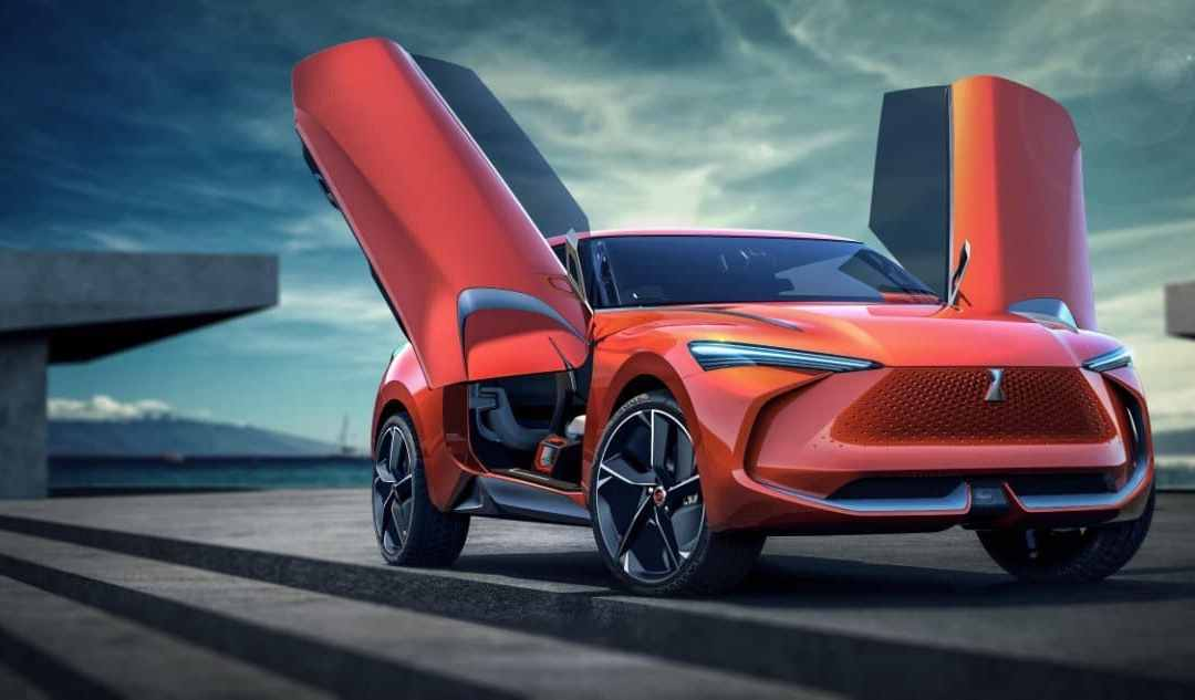Top 5 Electric Vehicle News | 2018 Beijing Auto Show Edition