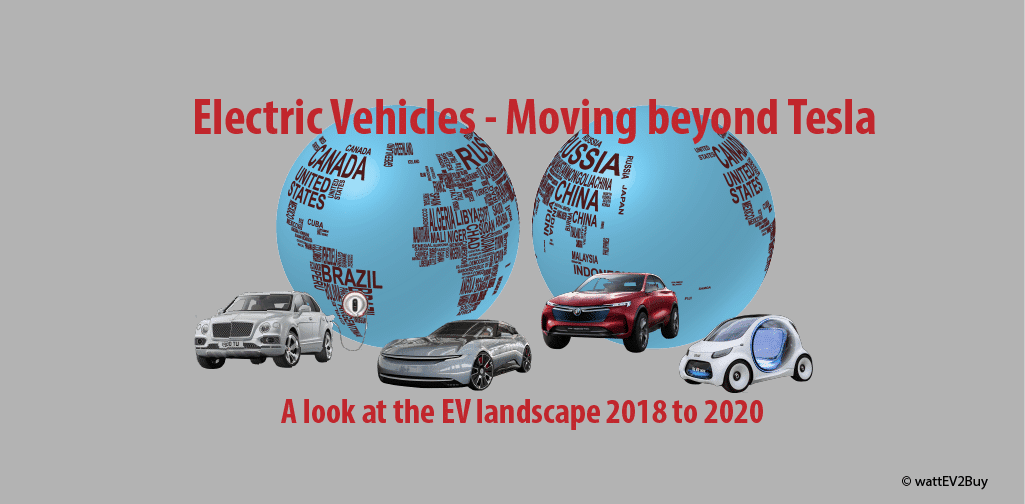 EVs – Moving beyond Tesla | How the auto sector responds to Tesla
