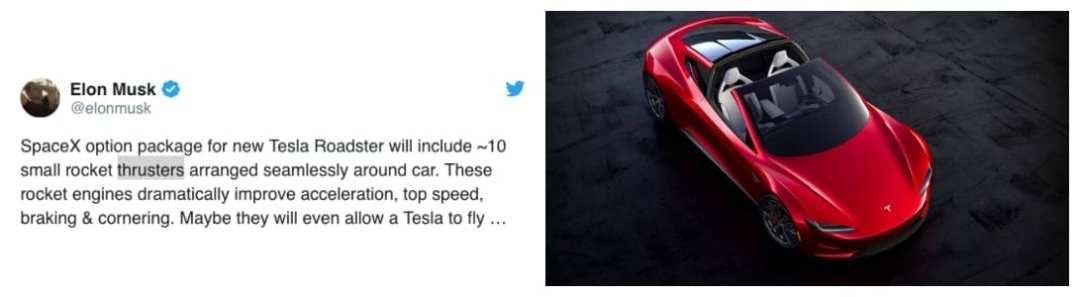 Tweet-Musk-on-Roadster-2019 top 5 ev news week 23