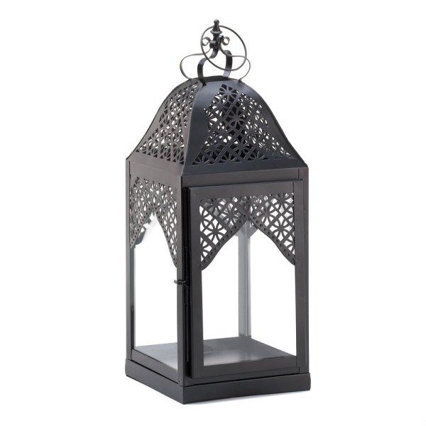 Large Steeple Candle Lantern - Lanterns