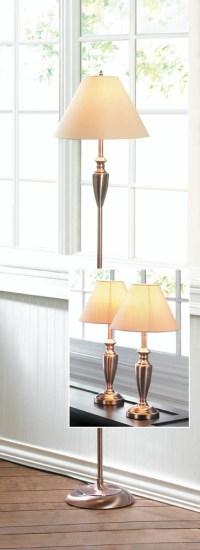 Wholesale Antique Copper Lamp Trio - Buy Wholesale Lamps