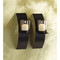 Wholesale Mod-Art Candle Sconce Duo - Buy Wholesale Candle ...