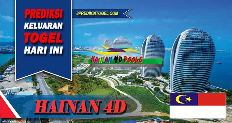 Prediksi Togel Hainan 4D – Kamis, 09 April 2020
