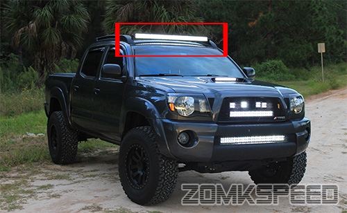 Aftermarket Fog Lights Tacoma