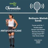 Former World No 1 Bethanie Mattek-Sands discusses return from Injury, Doubles Championships, Life during Covid