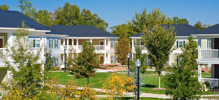 Wofford College  Overview  Plexusscom