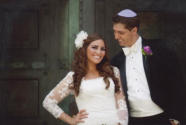Ilana Muhlstein - wedding photo - 2B Mindset
