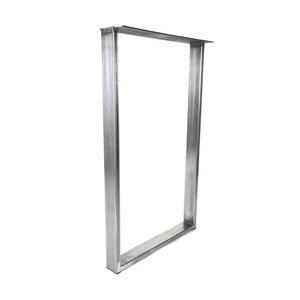 U Shaped Stainless Steel Table Legs