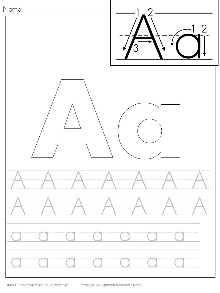 Handwriting Worksheets Free Printable- Free Download