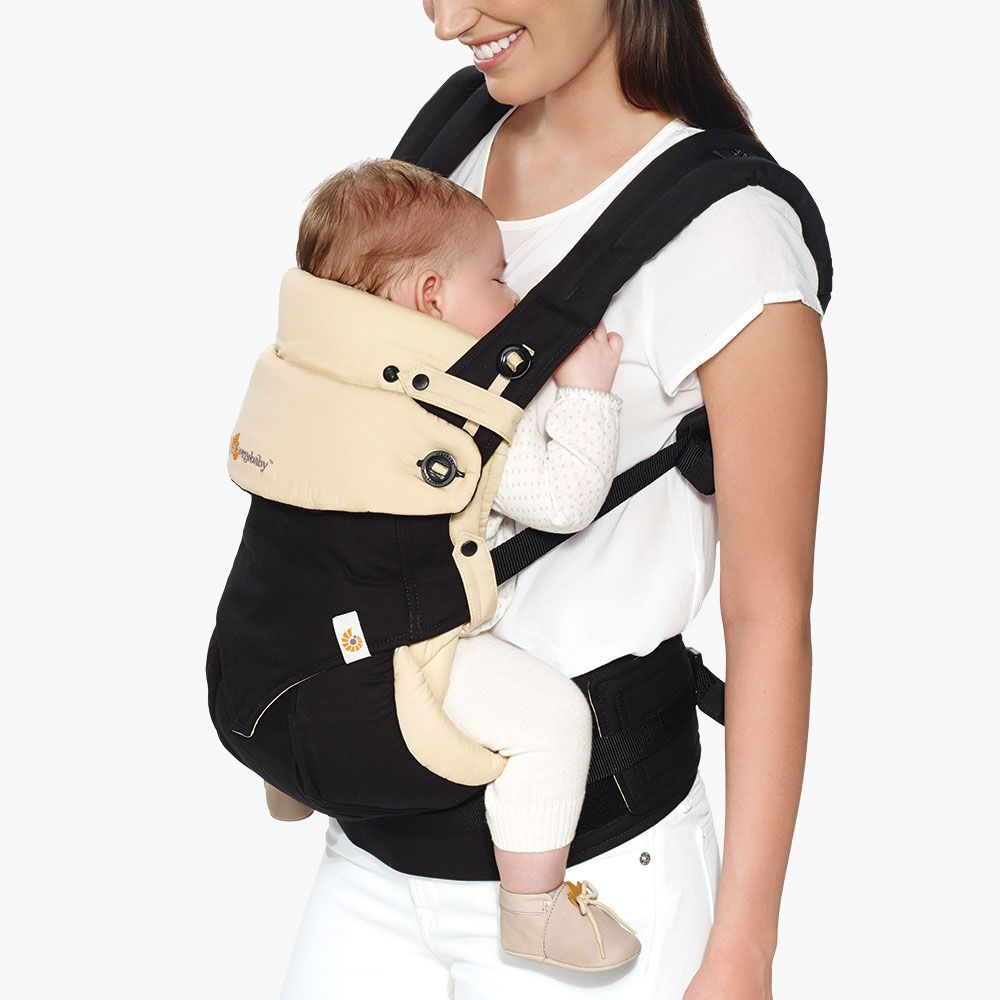 All you need to know about the Ergo 360 baby carrier