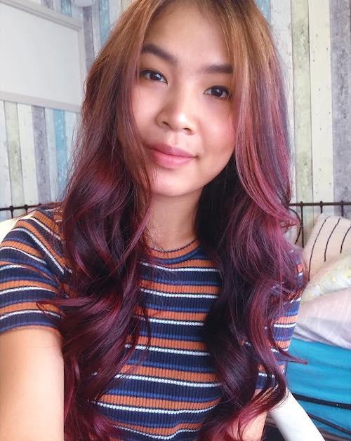 asian hair color 2017 choosing