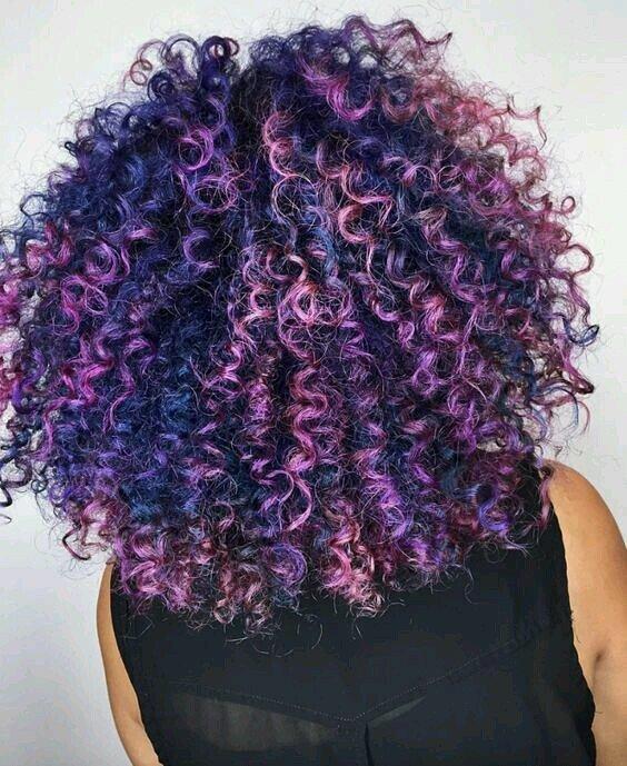 cute & beautiful hair color