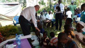 Praying for Kenyan Children