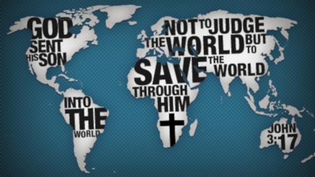 John 3:17