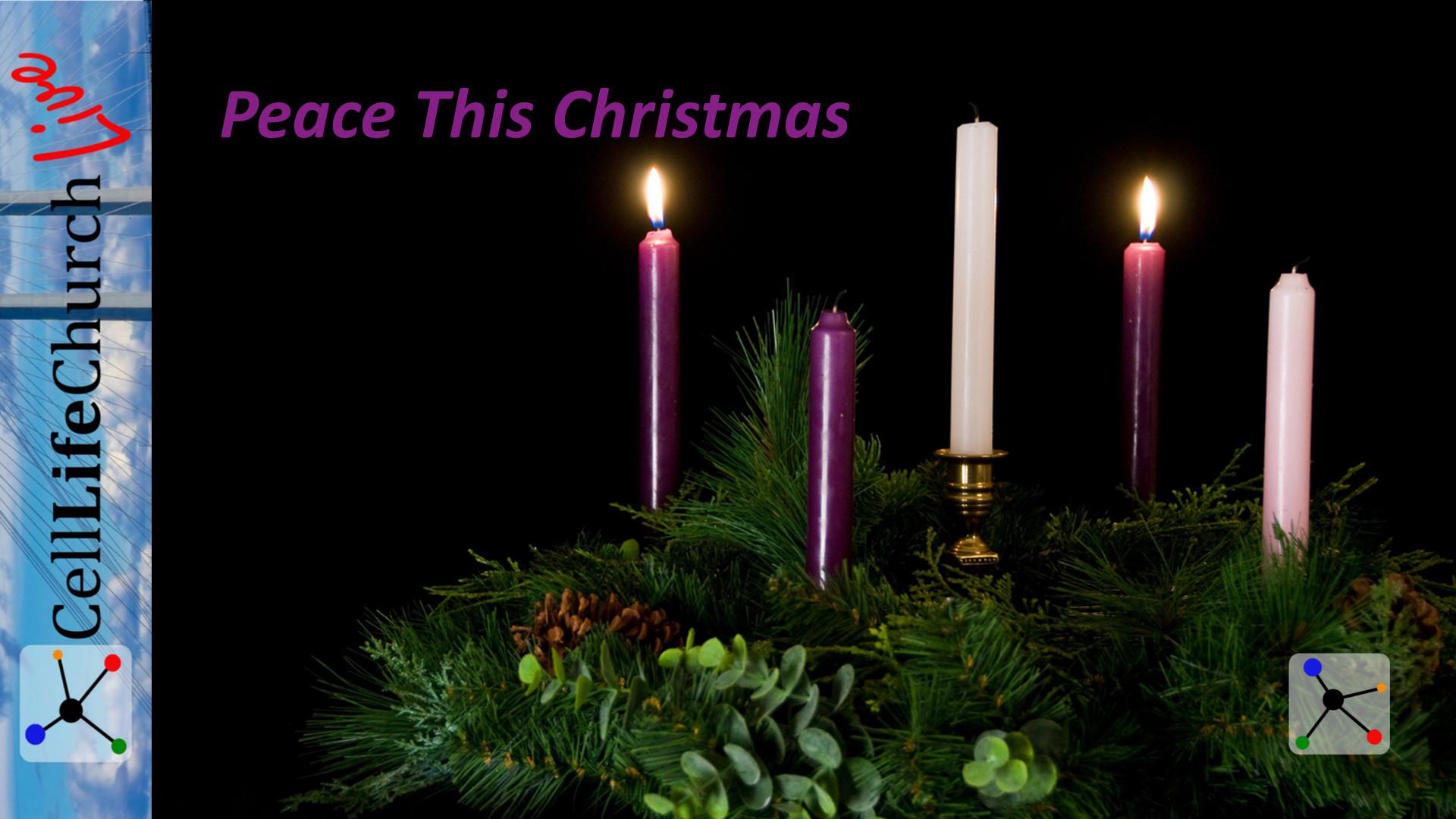 Peace This Christmas