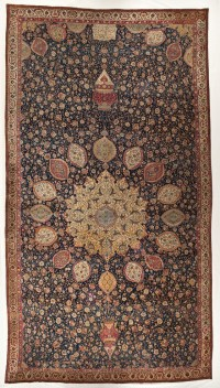 Ardabil Carpet | LACMA Collections