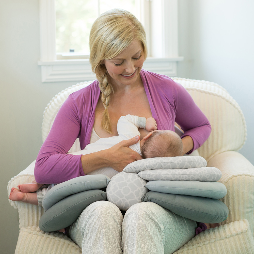 Adjustable Breastfeeding Pillow