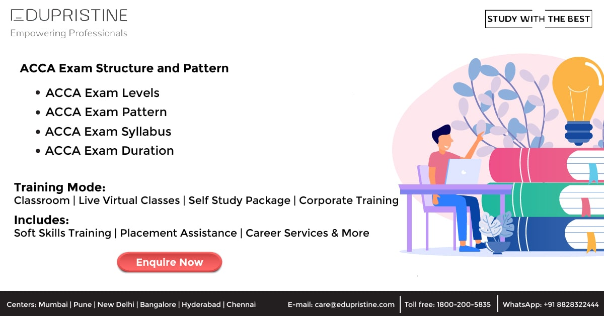 ACCA Exam Structure and Pattern
