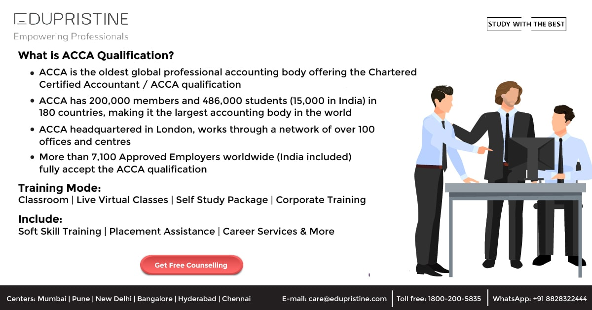 ACCA Qualification Structure and Requirements