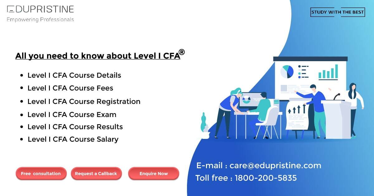 All you need to know about Level I CFA®
