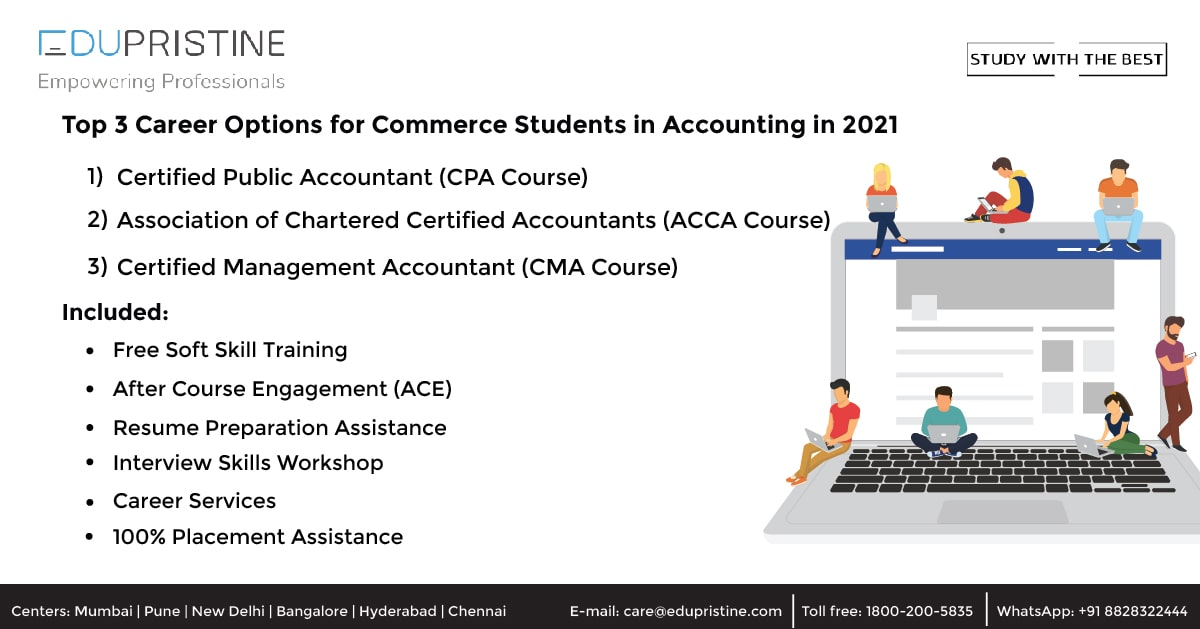 career options for commerce students