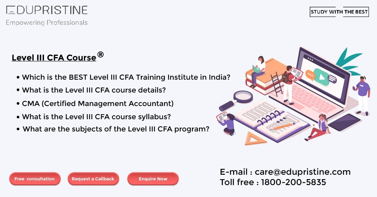 Level III CFA® Course