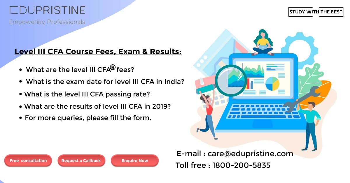Level III CFA® Fees