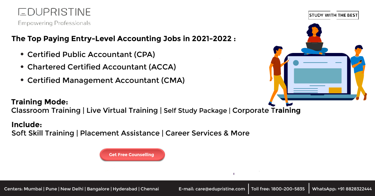 The Top Paying Entry-Level Accounting Jobs in 2021-2022