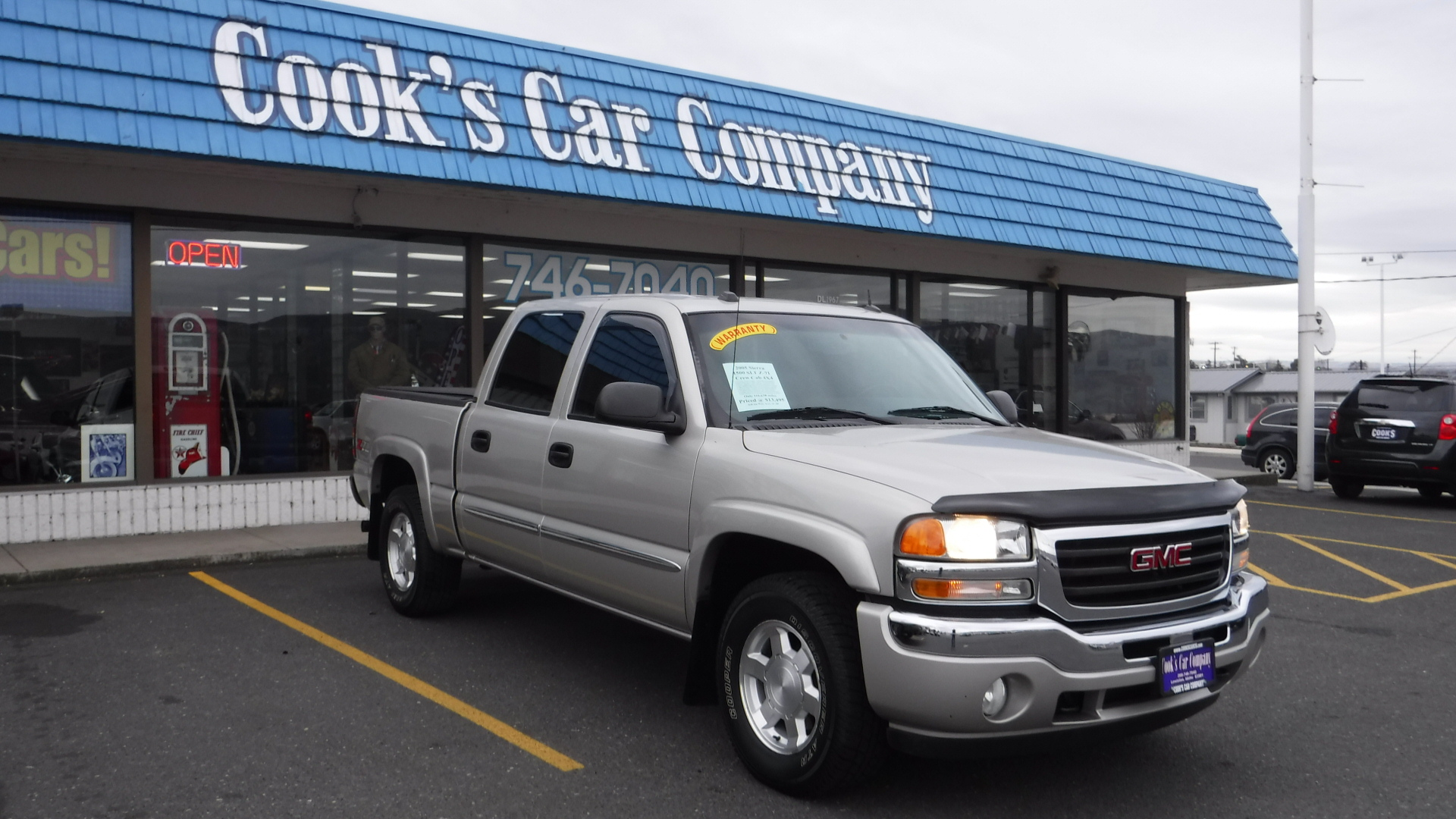 hight resolution of 2005 gmc sierra 1500 slt z 71 crew cab 4 4 super clean low mile trade in