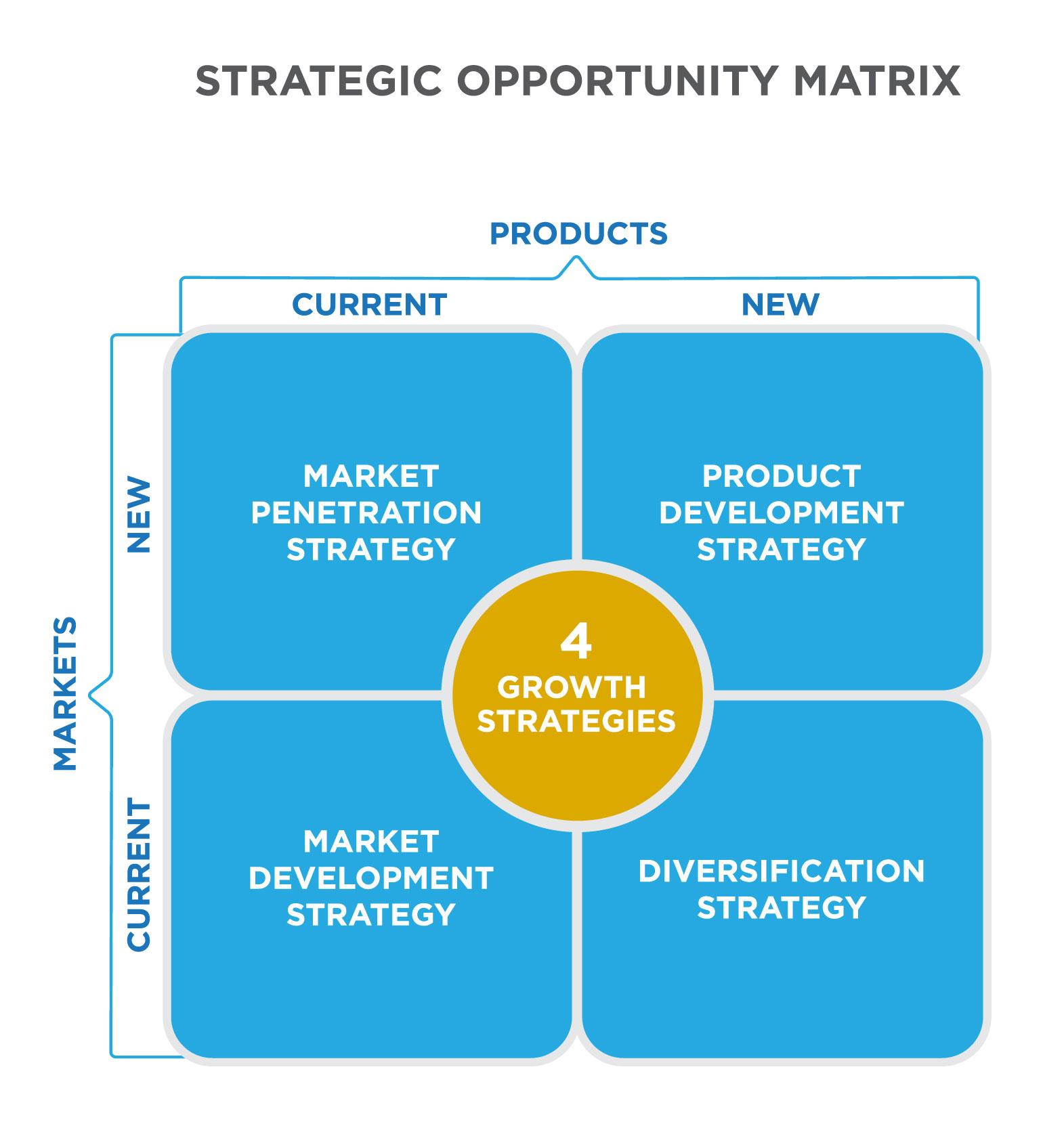 Reading Strategic Opportunity Matrix