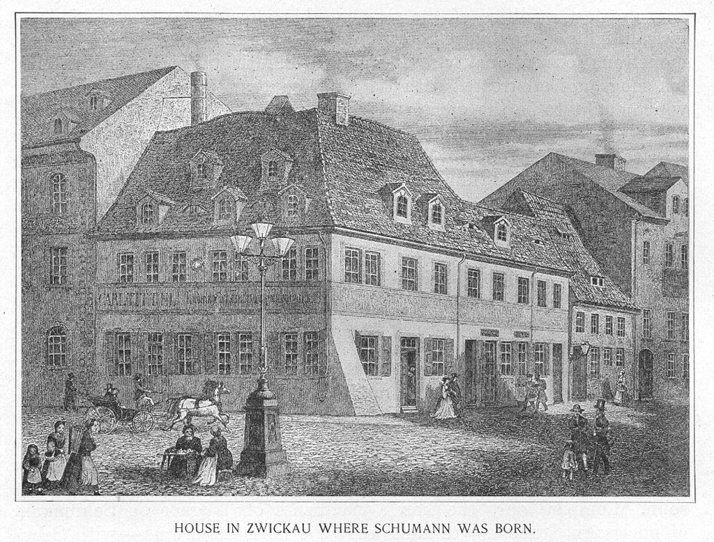 Schumann Biography  Music Appreciation